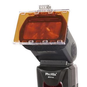 呈現攝影-Phottix 閃光燈濾色片30色套組 通用型濾色片 色溫片 600EX SB910似Rogue樂客LF-4007