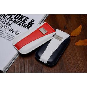 【愛瘋潮】英國原廠授權 Aston Martin Racing 4吋真皮直插皮套 for iPhone HTC SAMSUNG - 賽車系列