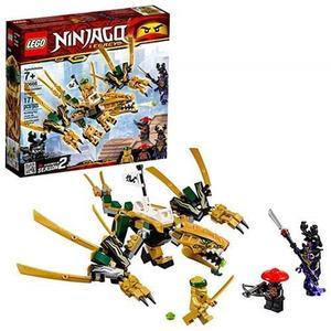 LEGO 樂高  70666 The Golden Dragon