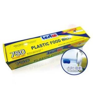 派樂 Lestco樂事多 美式滑刀保鮮膜(1入)固定式滑刀保鮮膜 拋棄式保鮮膜 保存食物好幫手