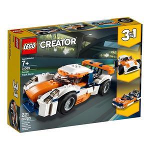 LEGO 樂高 Creator 創意系列 31089 日落賽車 【鯊玩具Toy Shark】
