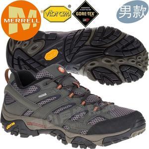 Merrell 06039 Moab 2 Gore-Tex 男多功能防水登山健行鞋 GTX耐走登山鞋/戶外郊山鞋/健走鞋