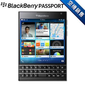 【T Phone黑莓機專賣店】BLACKBERRY 黑莓機 PASSPORT 護照機 黑色 最新機種 現貨供應中