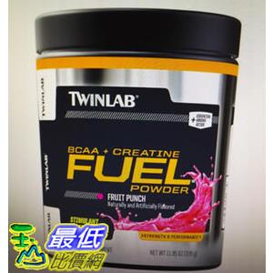 Twinlab 肌酸+ BCAA + EAA 330 公克 W118853 [COSCO代購]