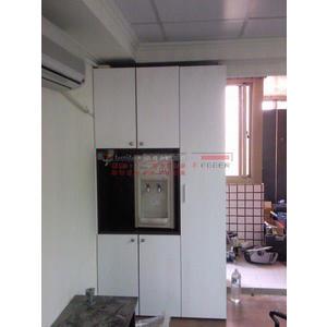 【歐雅系統家具】 E1V313系統櫃 客廳放飲水機收納櫃 Z0003