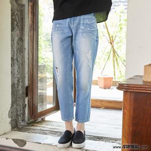 STAYREAL 率性男友褲
