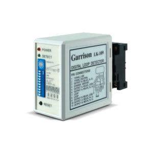 Garrison防盜器材 批發中心 停車場車道管制系統 感應線圈檢知器LK-109