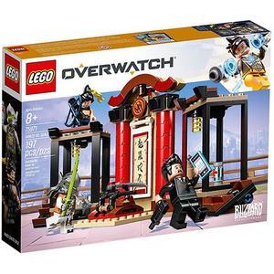 樂高積木 LEGO《 LT75971 》Overwatch 鬥陣特攻系列 - Hanzo vs. Genji╭★ JOYBUS玩具百貨