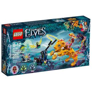 樂高積木 LEGO《 LT41192 》Elves 精靈系列 - 阿薩莉與火獅追捕 ╭★ JOYBUS玩具百貨