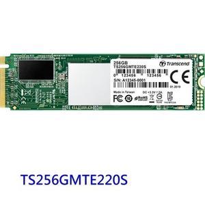 創見 固態硬碟 【TS256GMTE220S】 256GB PCIe M.2 SSD 220S NVMe支援 新風尚潮流