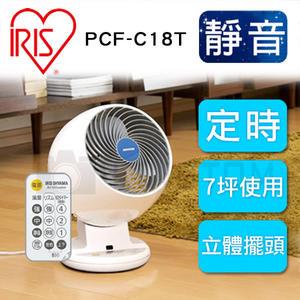 IRIS OHYAMA PCF-C18T 空氣對流靜音循環風扇 PCF C18T 群光公司貨