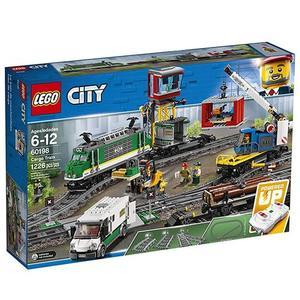 LEGO 樂高  60198 City Cargo Train