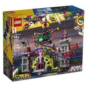 LEGO 樂高 BATMAN MOVIE DC The Joker Manor 70922 (3444 Piece)