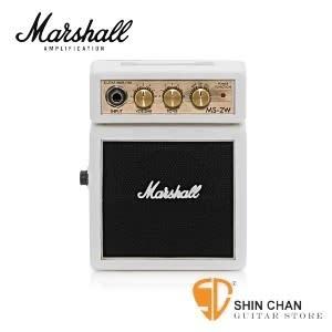 【缺貨】Marshall MS-2W 迷你電吉他音箱【MS2W/攜帶式音箱】