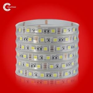 led燈帶12V5050高亮防水魚缸汽車軟燈條夜市地攤用LED燈帶