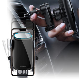 Baseus 生活銀河電動支架車用無線充 (for iPhone11/11 Pro/11 Pro Max/XR/i8/Note8/9/10/S9/S10+)