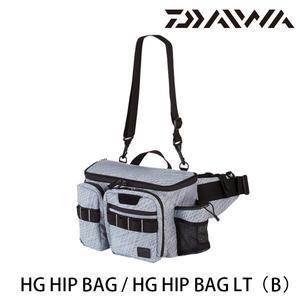 漁拓釣具 DAIWA HG HIP BAG LT(B) (臀包)