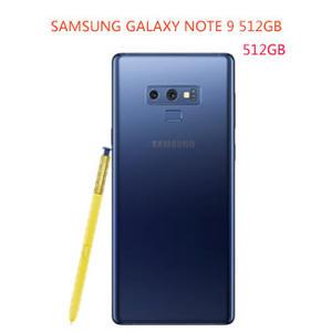 【刷卡分期】Note9 512G / SAMSUNG Galaxy Note 9 512GB 6.4 吋 4G + 4G 雙卡雙待 4000mAh 電量