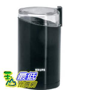 [美國直購] 咖啡磨豆機 Krups 203-42 Fast Touch Coffee Grinder, Black Krups TB02