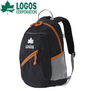 丹大戶外用品 日本【LOGOS】88250134 8L 黑 兒童背包 側背包/斜背包/腰包/休閒包/置物包