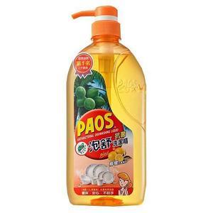 泡舒抗菌洗潔精(洗碗精)-1000cc/瓶
