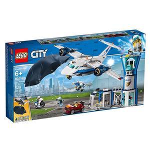 樂高積木LEGO 城市系列 60210 航警航空基地