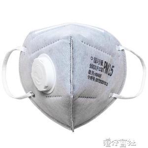 防甲醛二手煙口罩防油漆味裝修專用防毒孕婦專用款活性炭過濾口罩 港仔會社