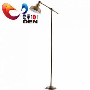 工業loft風   薩克森金屬立燈  【燈巢1+1】燈具。燈飾。Led居家照明。桌立燈。工廠直營批發 08036599