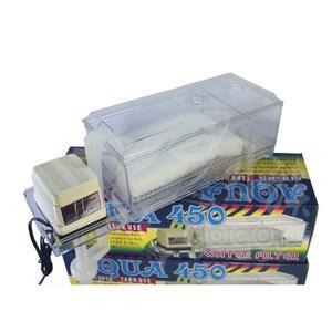 HBAQUA 450單層式上部過濾槽 透明色 1.5尺 附18L馬達 上部過濾器 滴流盒