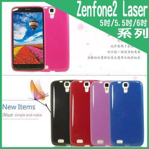 ◎ASUS ZenFone 2 Laser ZE500KL 5吋/ZE601KL 6吋 晶鑽系列 保護殼/保護套/軟殼/手機殼/果凍套/背蓋