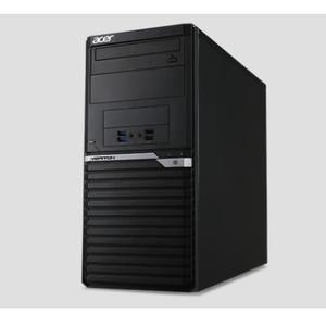 宏碁 Acer Veriton M4660G 效能商用主機【Intel Pentium G5500 / 8GB記憶體 / 1TB硬碟 / Win 10 Pro 】(B360)