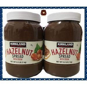 ❤科克蘭 巧克力醬 吐司抹醬 好市多❤巧克力醬❤榛果醬❤榛果可可醬(一組賣場)