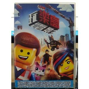 挖寶二手片-P01-186-正版DVD-動畫【樂高電影 樂高玩電影】-LEGO