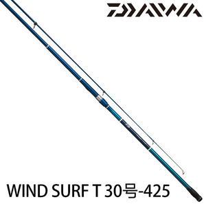 漁拓釣具 DAIWA WIND SURF T 30號-425 (遠投竿)