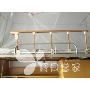 加厚鋁合金護欄可折疊欄家用老人防摔床護欄兒童床邊床檔圍欄扶手