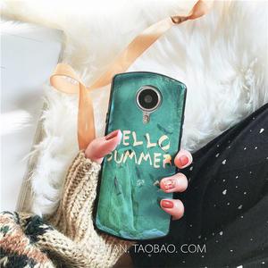 網紅林珊珊同款祖母綠美圖M8S手機殼美圖T8/T8S創意M6S潮女款情侶   LannaS