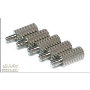 【鼎立資訊】改裝精品-主機板用手轉螺絲M3牙規用(鍍鎳)