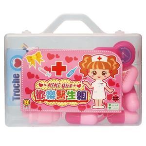 小護士醫生組 T999 手提護士醫生遊戲玩具/一個入(促180) 東匯 ST安全玩具-出清商品-佳01T999