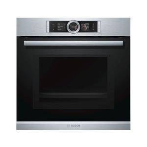 【甄禾家電】 BOSCH 博世 HNG6764S1 全新上市8系列中文介面微波蒸氣烤箱67L