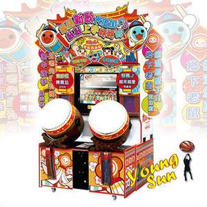 兒童節 【音樂類】太鼓達人14代 ( 街機音樂打擊類系列 )  太鼓の達人 打鼓 機台買賣 陽昇國際