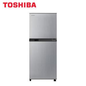 [TOSHIBA 東芝]231公升 雙門變頻冰箱-典雅銀 GR-A28T-S