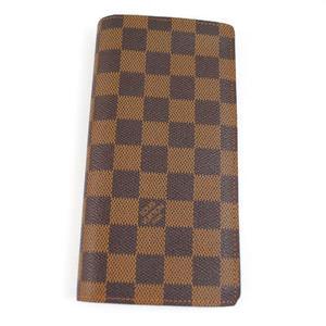 Louis Vuitton LV N60017 Damier 棋盤格紋雙折零錢長夾 全新 預購【茱麗葉精品】