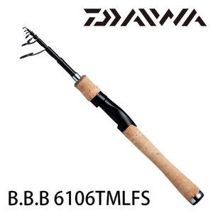 漁拓釣具 DAIWA B.B.B 6106TMLFS (直柄振出路亞竿)
