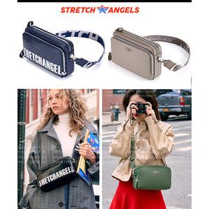 【2wenty6ix】韓國正品Stretch Angels《秋冬GIANT大版新款》相機包/帕尼尼包 (2款/3揹法)附網袋/紙袋)
