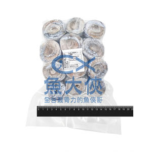 E3【魚大俠】FH227台灣白帶魚捲(500g/包)