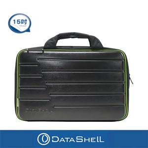 【DATASHELL】愛地球系列環保手提公事包(消光黑)