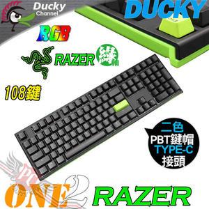 [ PC PARTY  ]  Ducky One 2 x Razer 聯名款 RAZER 綠軸 機械式鍵盤