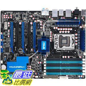 [美國直購 ShopUSA] 主機板 ASUS LGA1366 Xeon Intel X58 DDR3 1333 Quad CrossFireX and 3-Way SLI USB3.0 ATX $12062