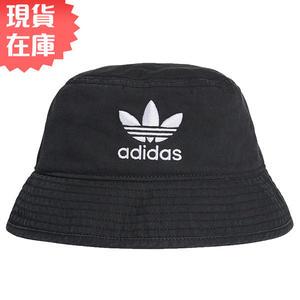 be100327714 現貨在庫☆ ADIDAS Originals BUCKET HAT 帽子漁夫帽流行休閒三葉草刺繡黑
