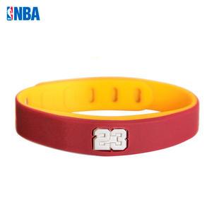 2016 新款 NBA 授權矽膠籃球運動手環 調整型 小皇帝雷霸龍詹姆士 23號 LeBron James